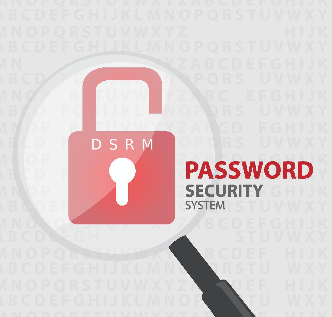 Restablecer la contraseña de administrador DSRM